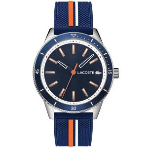 Lacoste Key West Multi-Color Silicone Men's Watch