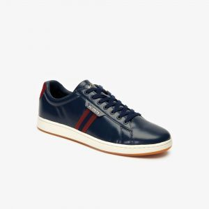 Men's Carnaby Evo Tricolore Leather Trainers