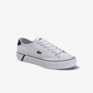 Men's Gripshot Leather and Suede Sneakers
