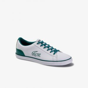 Kids Lacoste Lerond Lace Up Sneaker