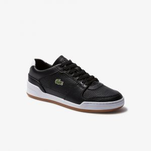 Men's Challenge Leather And Synthetic Sneakers