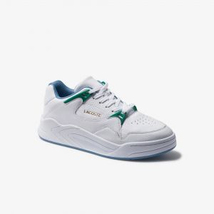 Men's Court Slam Tumbled Leather Sneakers