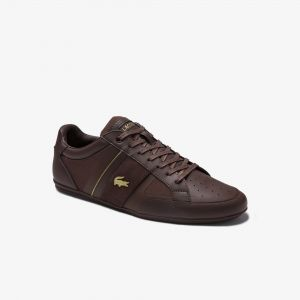 Men's Chaymon Tech Perforated Leather Sneakers