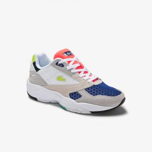 Women's Storm 96 Colourblock Textile Trainers
