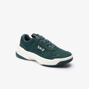 Men's Ace Lift Bicolour Leather Trainers