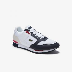 Men's Partner Piste Synthetic and Textile Trainers