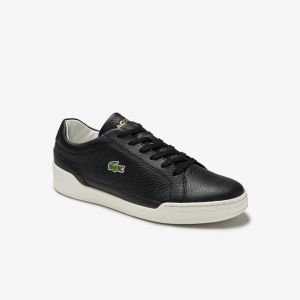 Men's Challenge Tumbled Leather Sneakers