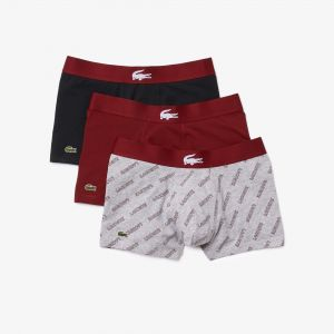 Men's Stretch Cotton Trunk 3-Pack