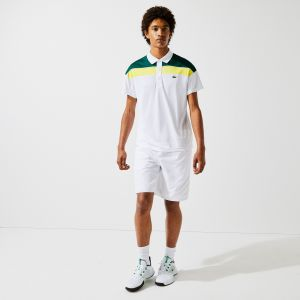 Men's Lacoste SPORT Thermo-Regulating Pique Regular Fit Polo