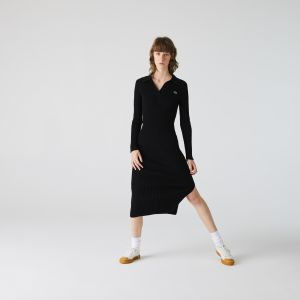 Women's Lacoste Live Striped Dress