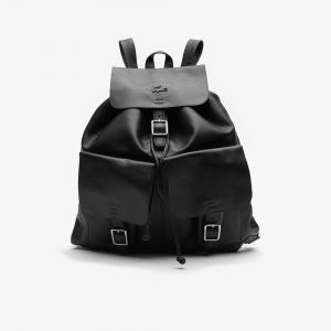 Women's Jane Soft Leather Flap Backpack