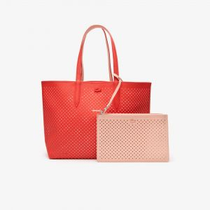 Women's Anna Removable Pouch Perforated Reversible Tote