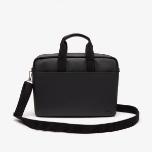 Men's Classic Petit Pique Computer Bag