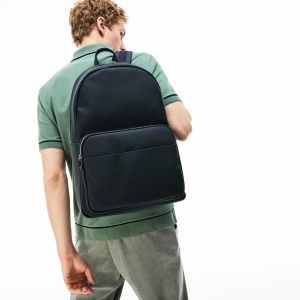 Men's Classic Petit Pique Backpack