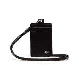 Men's Fitzgerald Detachable Cord Leather Card Holder
