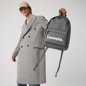 Men's Neocroc Branded Canvas Backpack
