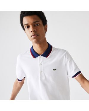 Lacoste Men's Regular Fit Stretch Cotton Polo
