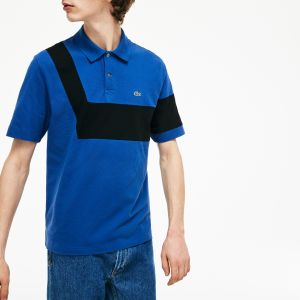 Unisex Lacoste 85Th Anniversary Limited Edition Light Cotton Polo