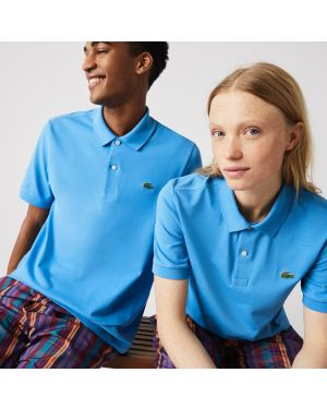 Unisex Lacoste LIVE Standard Fit Stretch Cotton Pique Polo Shirt