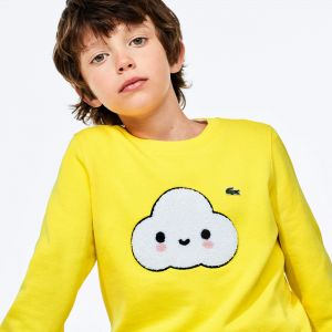 Boys' Lacoste X Friendswithyou Design Sweatshirt